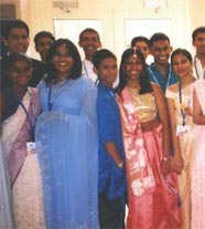 SRI LANKAN DELEGATION OF JULY 2003