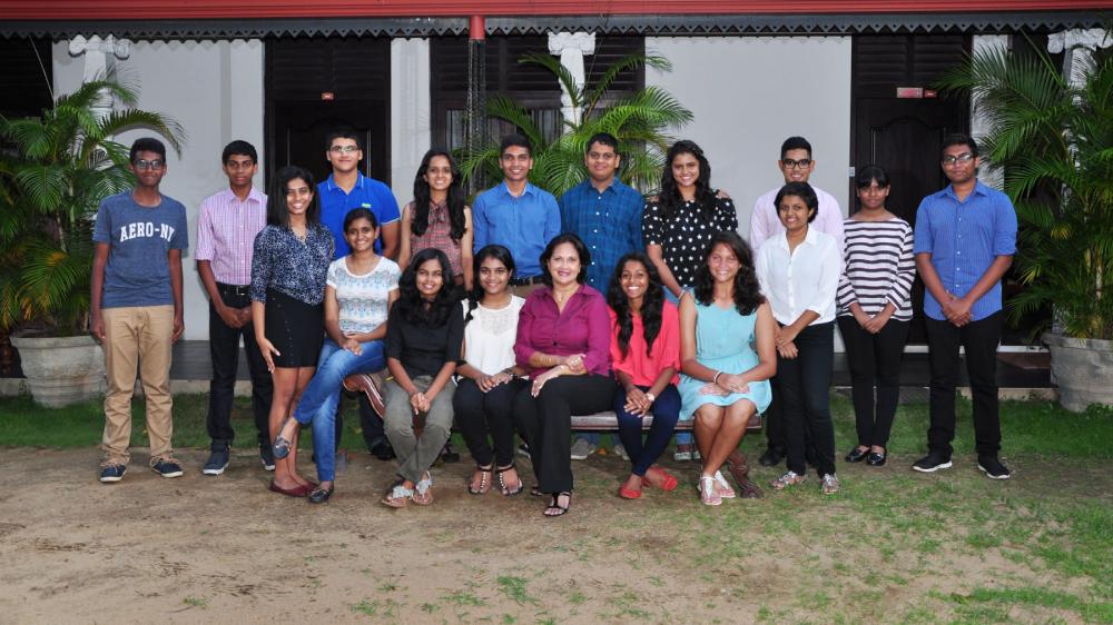 15 Lankan student leaders accepted to Harvard University Leadership Summit 2015 in USA.